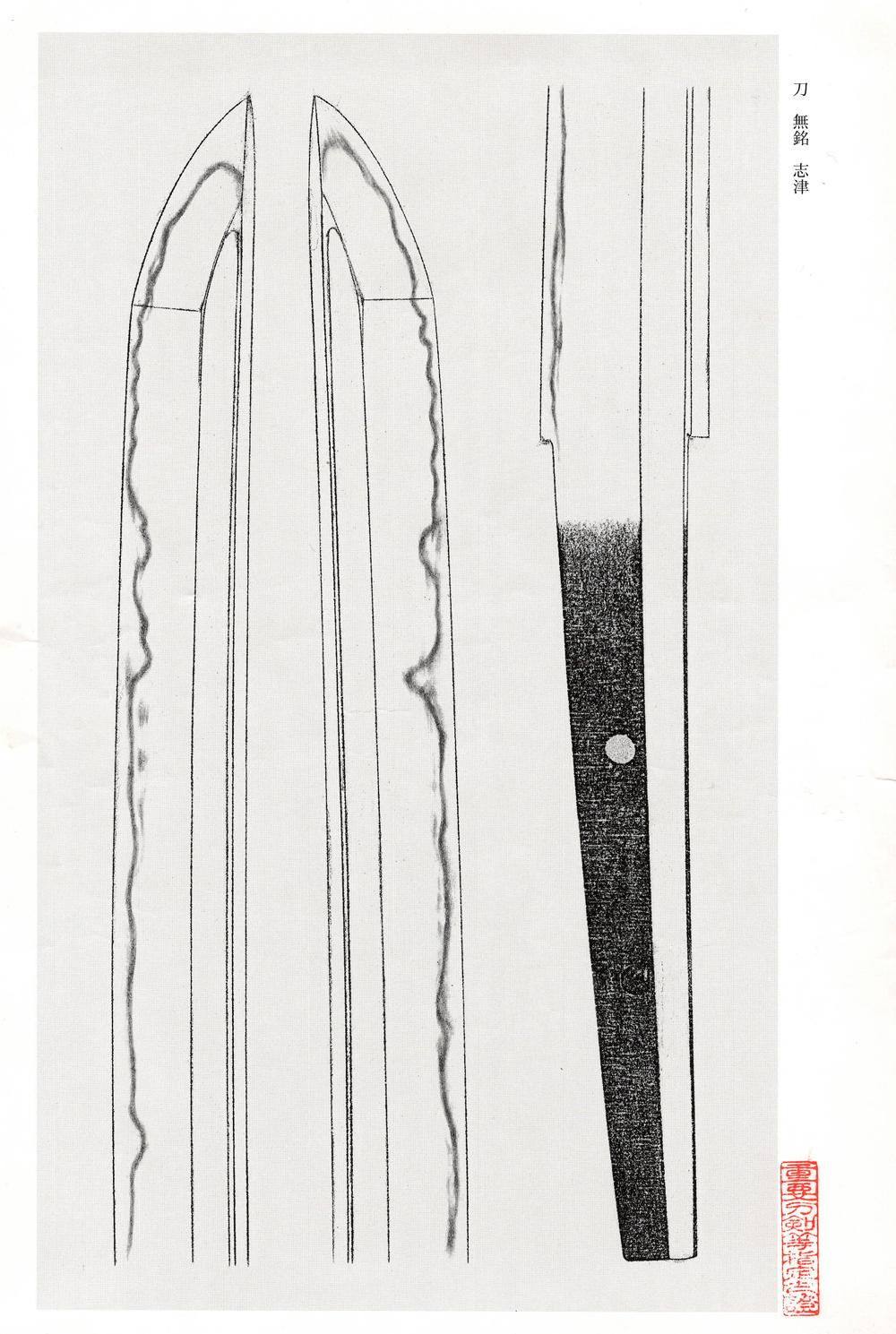 重要刀剣図譜