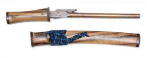 短刀拵管打ち銃